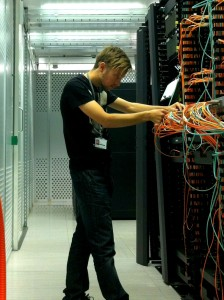 it support fibre optic data centre
